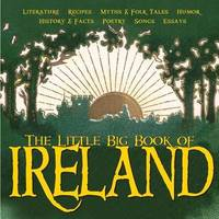 Little Big Book of Ireland by Christopher Measom image