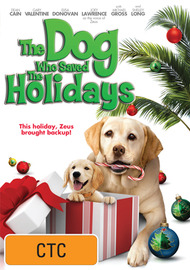 The Dog Who Saved the Holidays on DVD