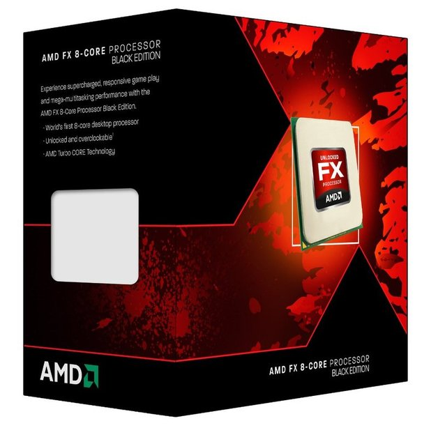 AMD BullDozer Eight Core FX-8150 3 60GHz AM3+ Processor