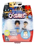 Ooshies: Justice League - 4 Pack