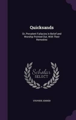 Quicksands by Stephen Jenner