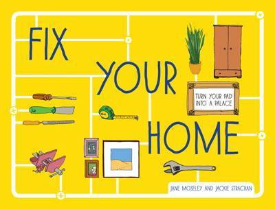 Fix Your Home by Jane Moseley image