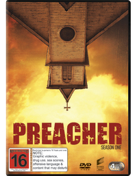 Preacher - Season One DVD image