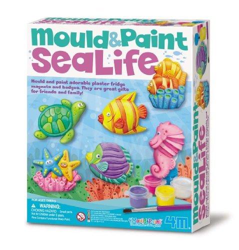 4M: Mould & Paint Underwater