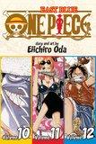 One Piece Omnibus 4: East Blue: 10-11-12 (3 Books in 1) by Eiichiro Oda