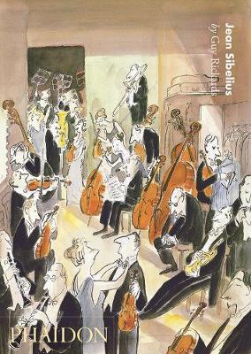 Jean Sibelius by Guy Rickards image