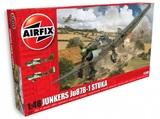 Airfix: 1:48 Junkers Ju87B-1 - Model Kit