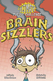 Brain Sizzlers by Helene Hovanec image