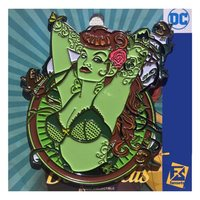 DC Bombshells - Poison Ivy Badge Pin image