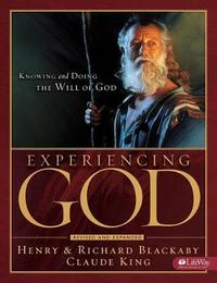 Experiencing God - Member Book by Henry , T Blackaby