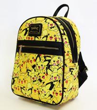 Loungefly: Pokemon Pikachu & Pichu - Mini Backpack