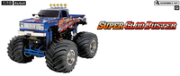 Tamiya 1:10 RC Super Clod Buster Kitset