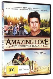 Amazing Love: The Story of Hosea on DVD