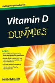 Vitamin D For Dummies by Alan L. Rubin image