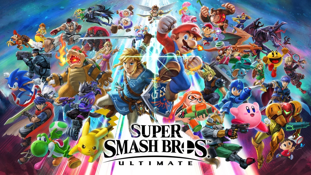 Super Smash Bros. Ultimate for Switch image