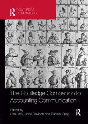 The Routledge Companion to Accounting Communication image