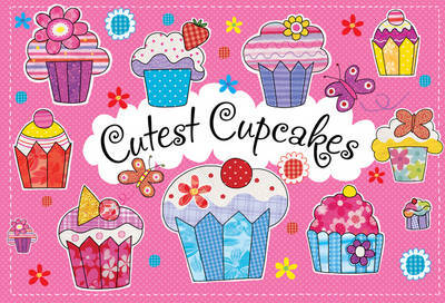Cutest Cupcake Stationery Box by Katie Cox