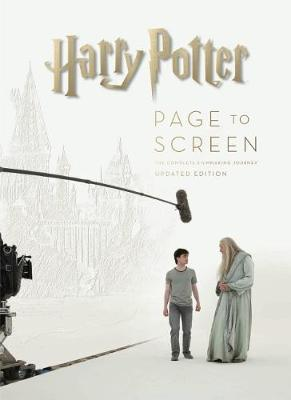 Harry Potter: Page to Screen: Updated Edition by Bob McCabe image