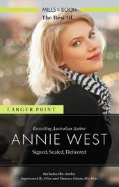 Imprisoned By A Vow/Damaso Claims His Heir by Annie West