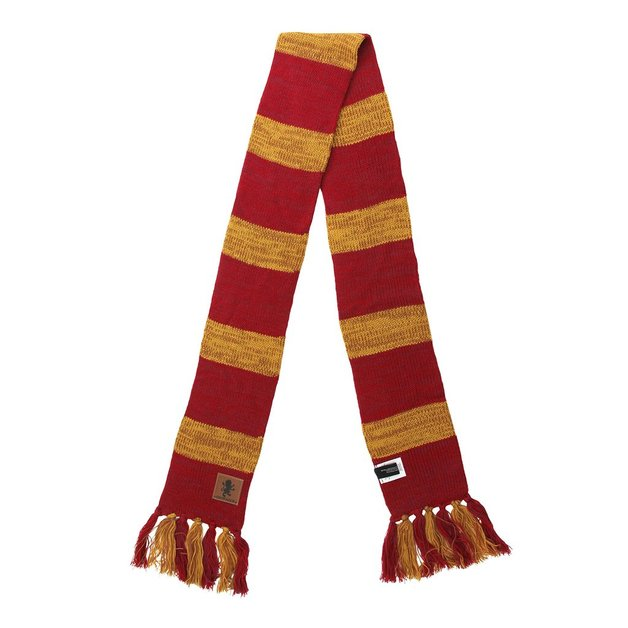 Harry Potter - Gryffindor Heathered Knit Scarf