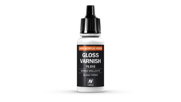Vallejo Model Colour Gloss Varnish 17ml