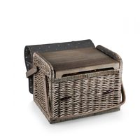 Picnic Time: Kabrio Wine & Cheese Picnic Basket (Anthology) image