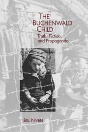 The Buchenwald Child by Bill Niven image