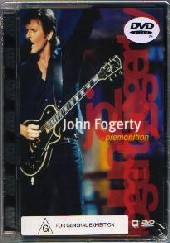 John Fogerty - Premonition on DVD