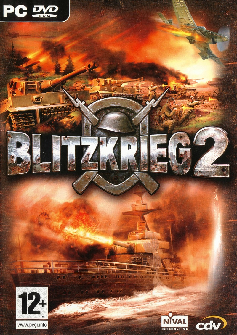 Blitzkrieg 2 for PC Games image