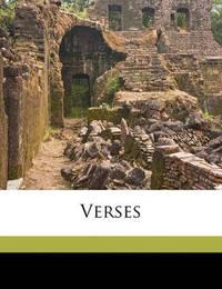 Verses by Celia Thaxter