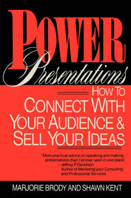 Power Presentations by Marjorie Brody