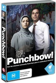 Once Upon a Time in Punchbowl on DVD