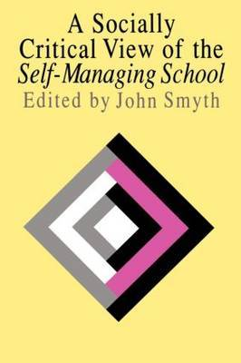 A Socially Critical View Of The Self-Managing School image