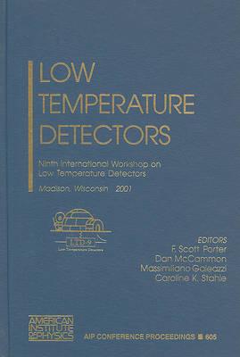 Low Temperature Detectors