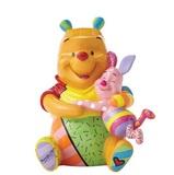 Romero Britto: Pooh & Piglet Figurine