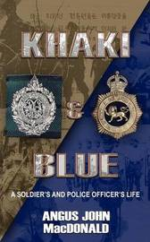 Khaki and Blue by Angus John MacDonald image
