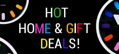 HOT Home & Gift Deals!
