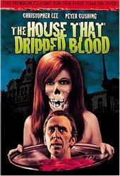 The House That Dripped Blood on DVD