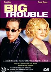 Big Trouble on DVD