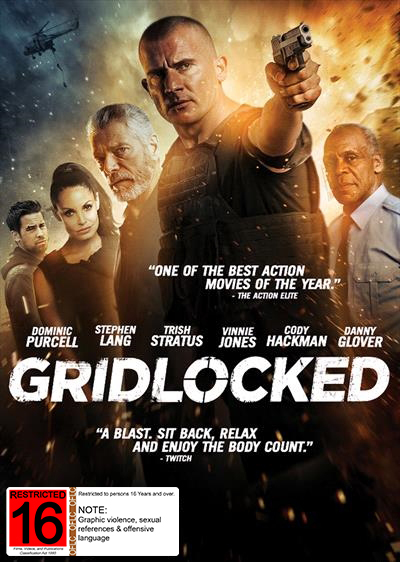 Gridlocked on DVD