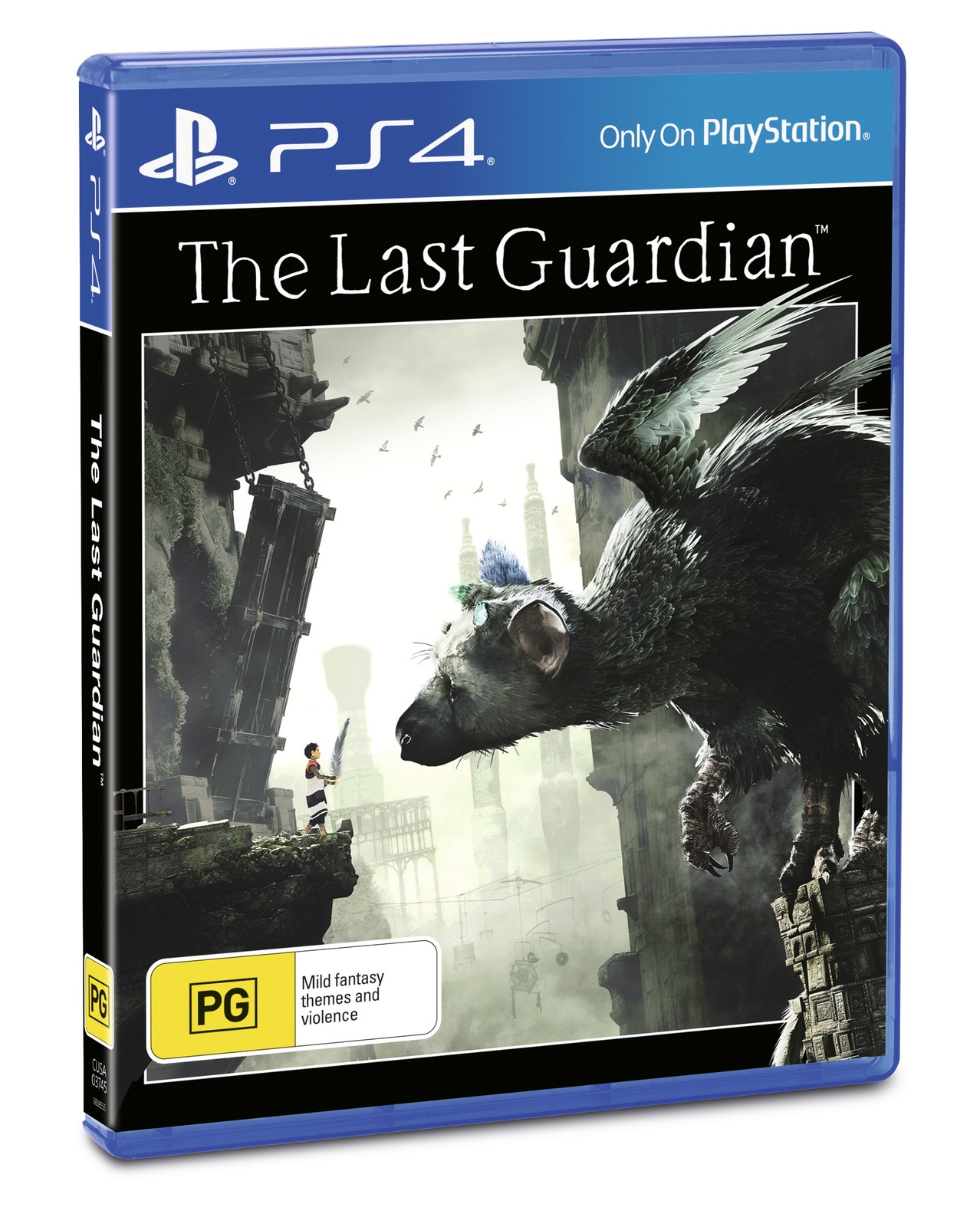 The Last Guardian for PS4 image