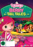 Strawberry Shortcake - Berry Tall Tales on DVD