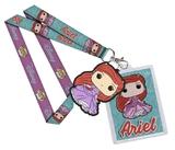Disney Little Mermaid: Ariel Pop! Lanyard