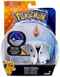 Pokémon: Rotom & Great Ball - Throw 'n' Pop Set