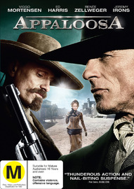 Appaloosa on DVD