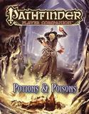 Pathfinder Player Companion: Potions & Poisons by Paizo Staff