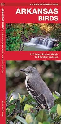 Arkansas Birds: A Folding Pocket Guide to Familiar Species by Senior Consultant James Kavanagh (Senior Consultant, Oxera Oxera Oxera)