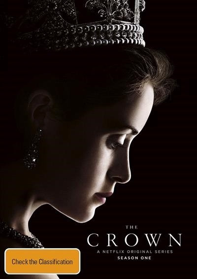 The Crown: Season 1 on DVD image
