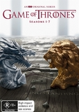 Game of Thrones - The Complete First, Second, Third, Fourth, Fifth, Sixth & Seventh Season Box Set on DVD