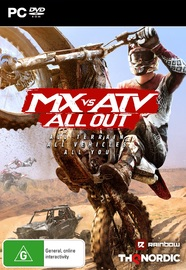 MX vs ATV: All Out for PC